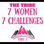 Artwork for Part 2 - 7 Women - 7 Challenges in 2017!