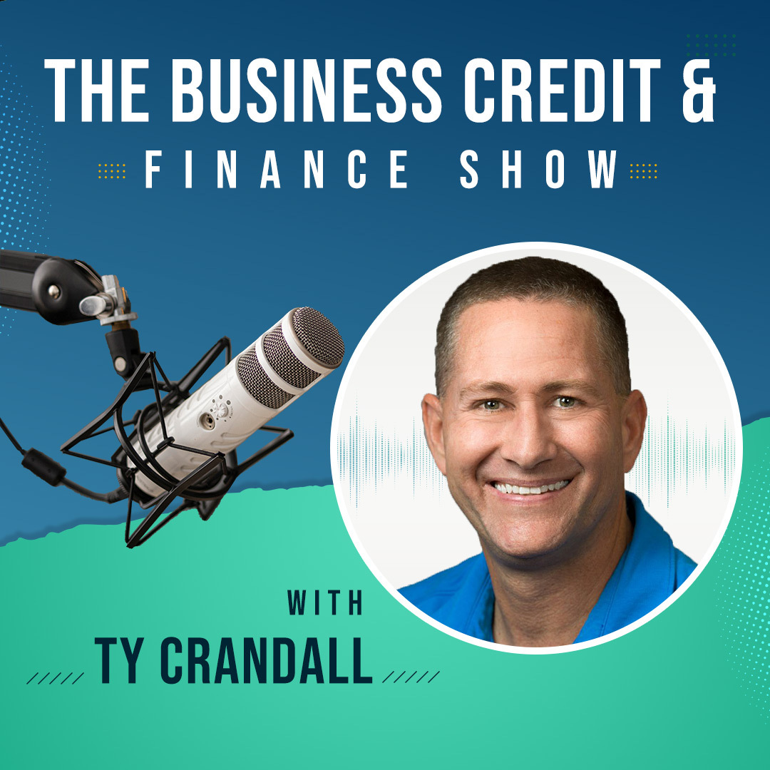 The Business Credit and Financing Show show art