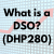 What is a DSO? (DHP280) show art