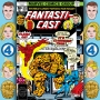 Artwork for Episode 250: Fantastic Four #181 - Side By Side With Annihilus
