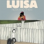 Artwork for Euro Comics: Reviews of Luisa, Now and Then and Green Almonds: Letters from Palestine