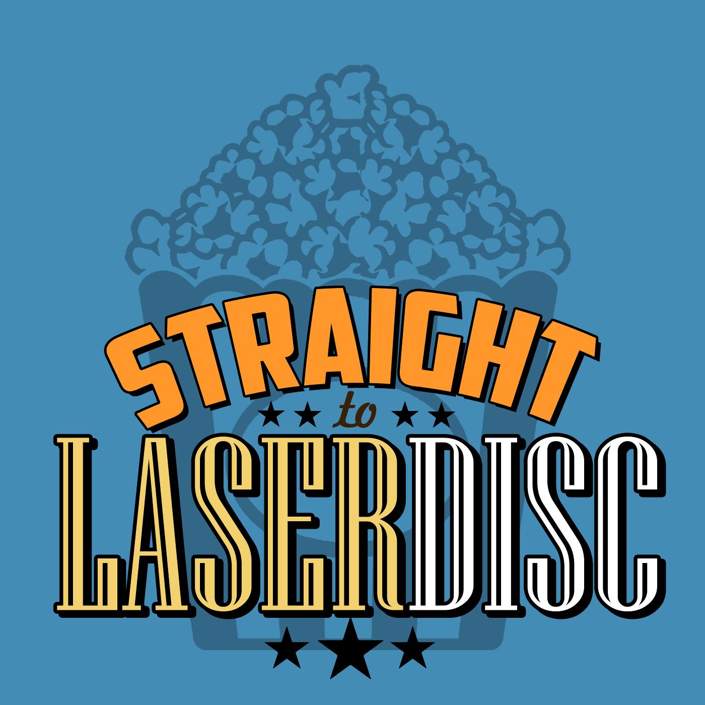 Straight to LaserDisc show art