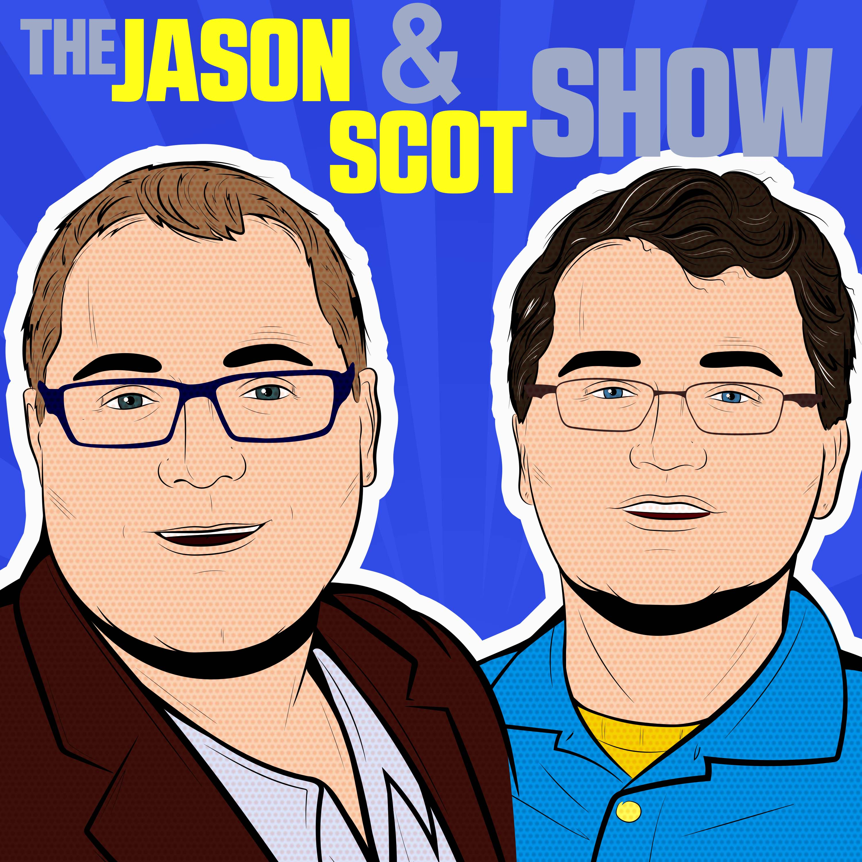 The Jason & Scot Show - E-Commerce And Retail News show art