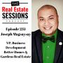 Artwork for Episode 235 - Joseph Magsaysay, VP Business Development, Better Homes and Gardens Real Estate