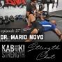 Artwork for Strength Chat #27: Dr. Mario Novo