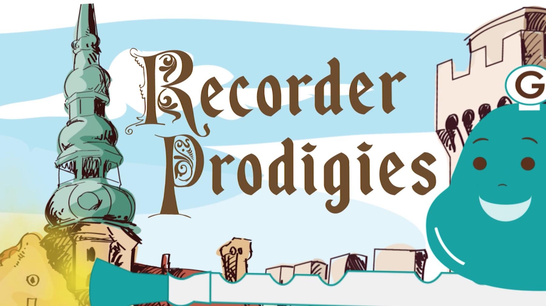 Recorder Prodigies is live!