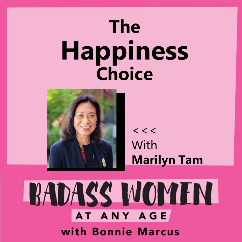 Artwork for The Happiness Choice with Marilyn Tam