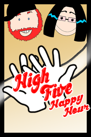 Artwork for High Five Happy Hour 1
