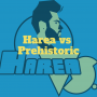Artwork for Episode 13: Harea vs. Prehistoric