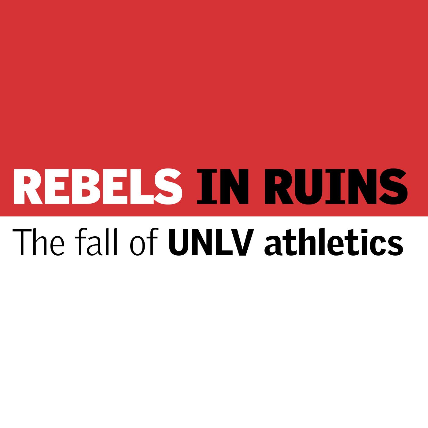 Rebels in Ruins show art