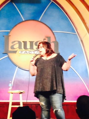 #11 Kinda Laura House Headlining the Laugh Factory