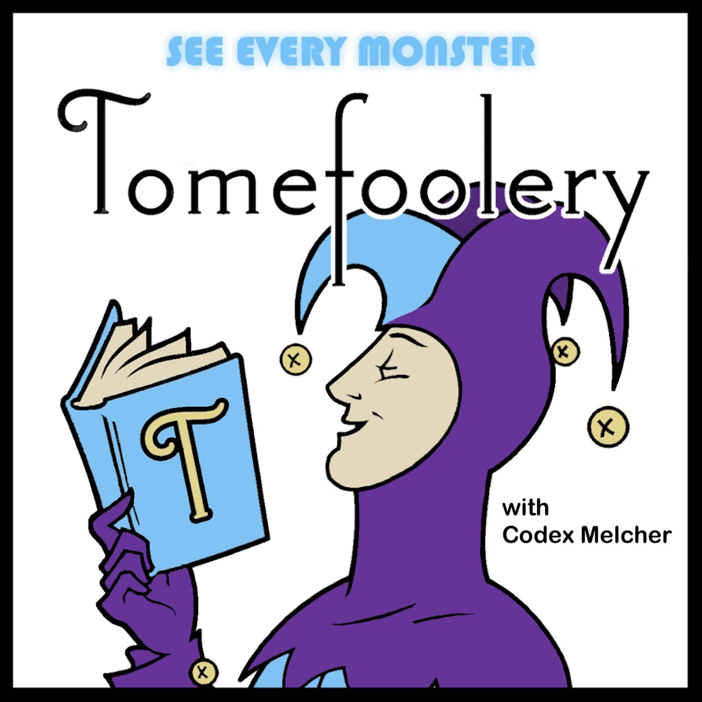 Tomefoolery show art