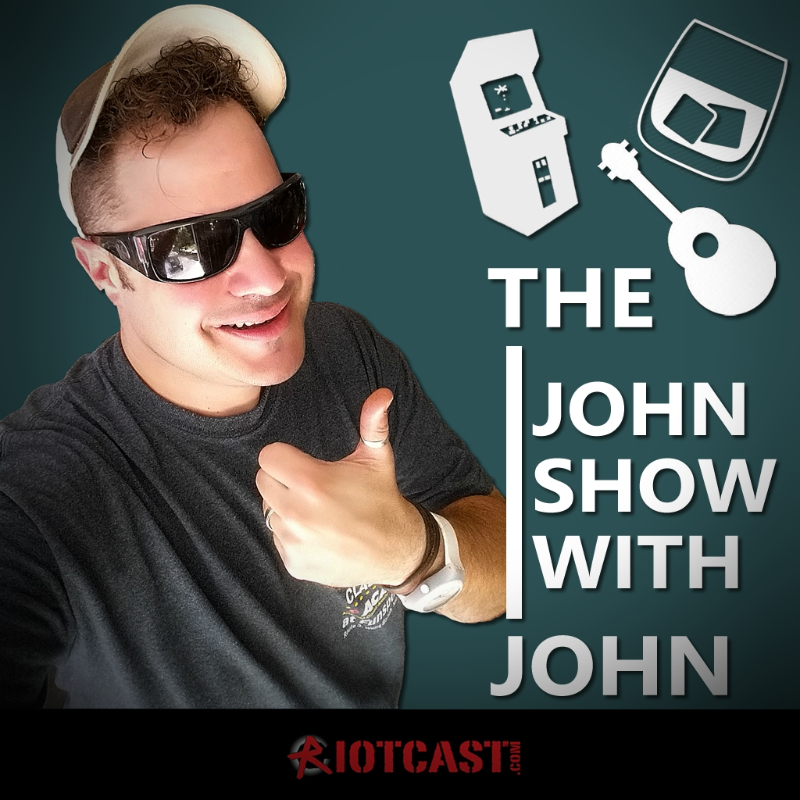 Artwork for John Show with John (and CCgames) - Episode 78