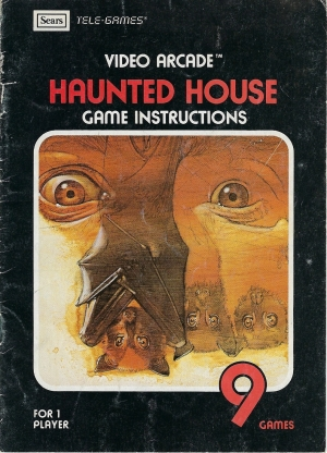 EPISODE 41: HAUNTED HOUSE