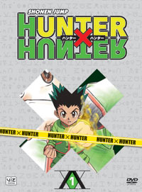 Podcast Episode 167: Hunter x Hunter Box Set 1, Episodes 1-5