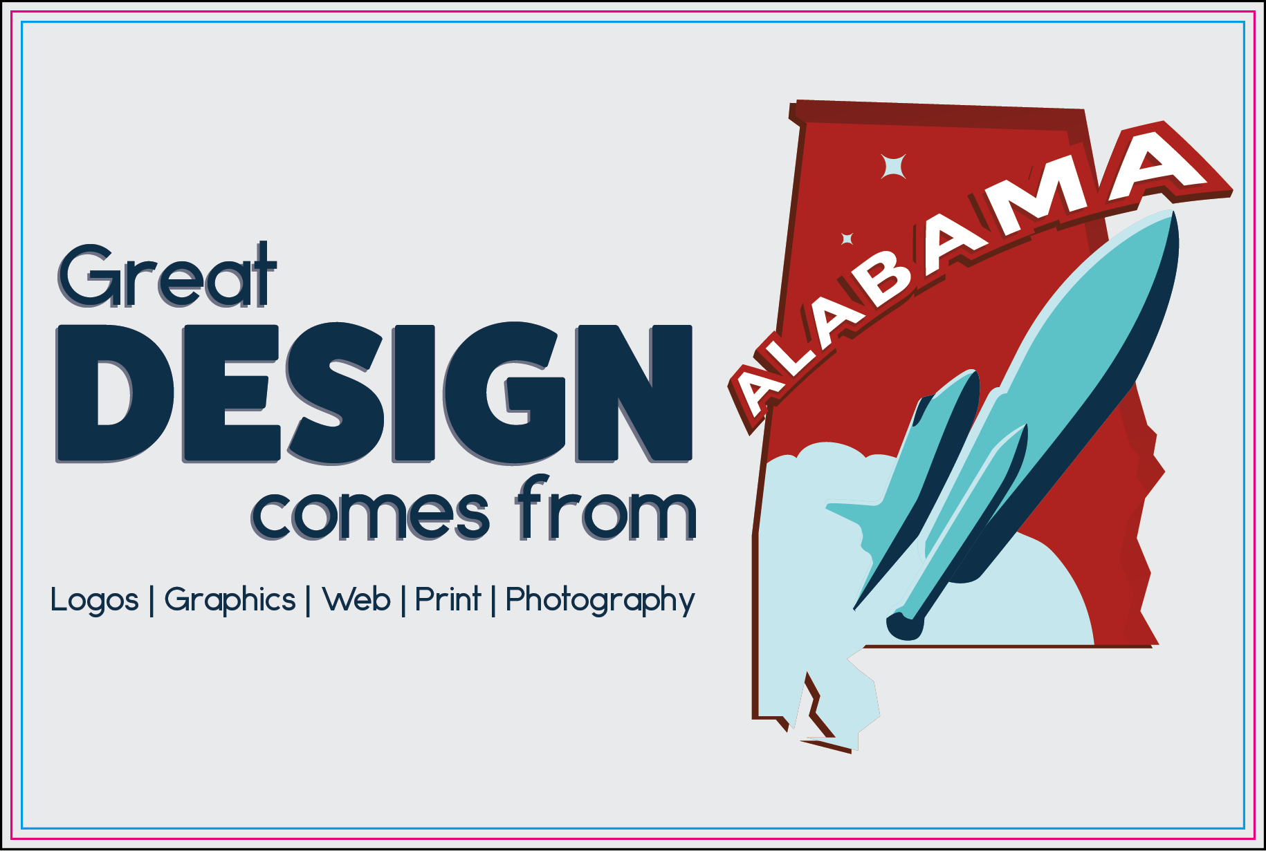 Great Design Comes From Alabama