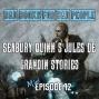 Artwork for Mini Episode 12: Seabury Quinn's Jules de Grandin Stories - Forgotten Weird Tales