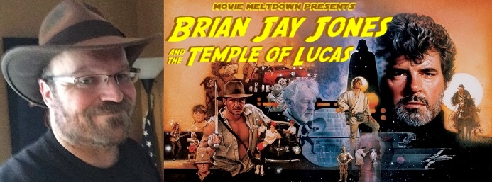 Brian Jay Jones and the Temple of Lucas