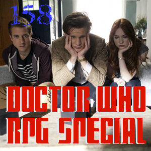 Pharos Project 158: Doctor Who RPG Special