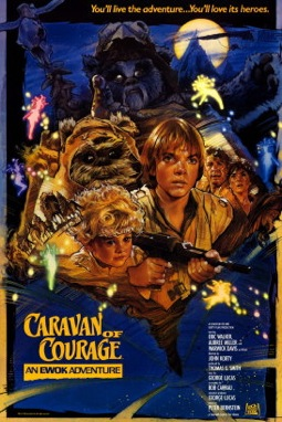 ProgNeg #1 Caravan of Courage: An Ewok Adventure
