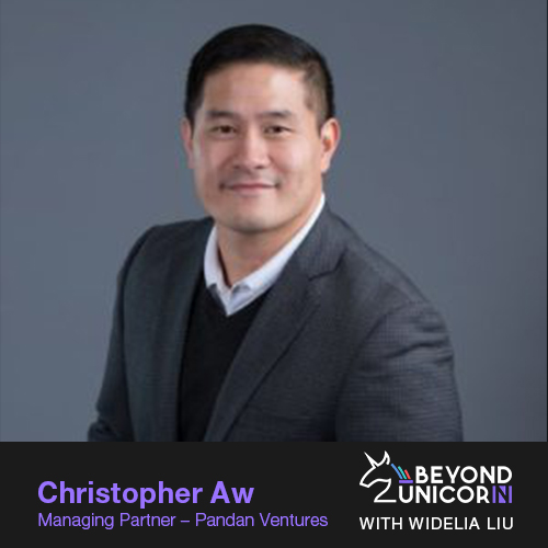 ESG Investing with Christopher Aw from Pandan Ventures