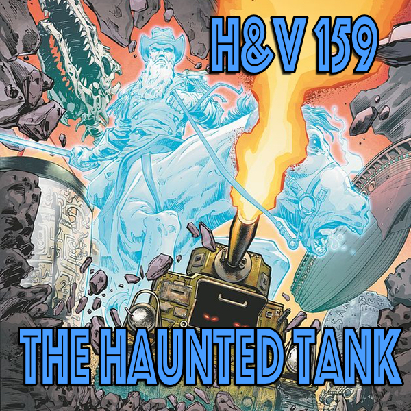 159: The Haunted Tank with Bruce