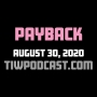 Artwork for WWE Payback 2020 Review