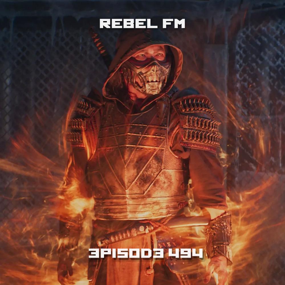 Rebel FM Episode 494 - 04/23/2021