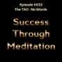Artwork for Episode #033 - The TAO - No Words