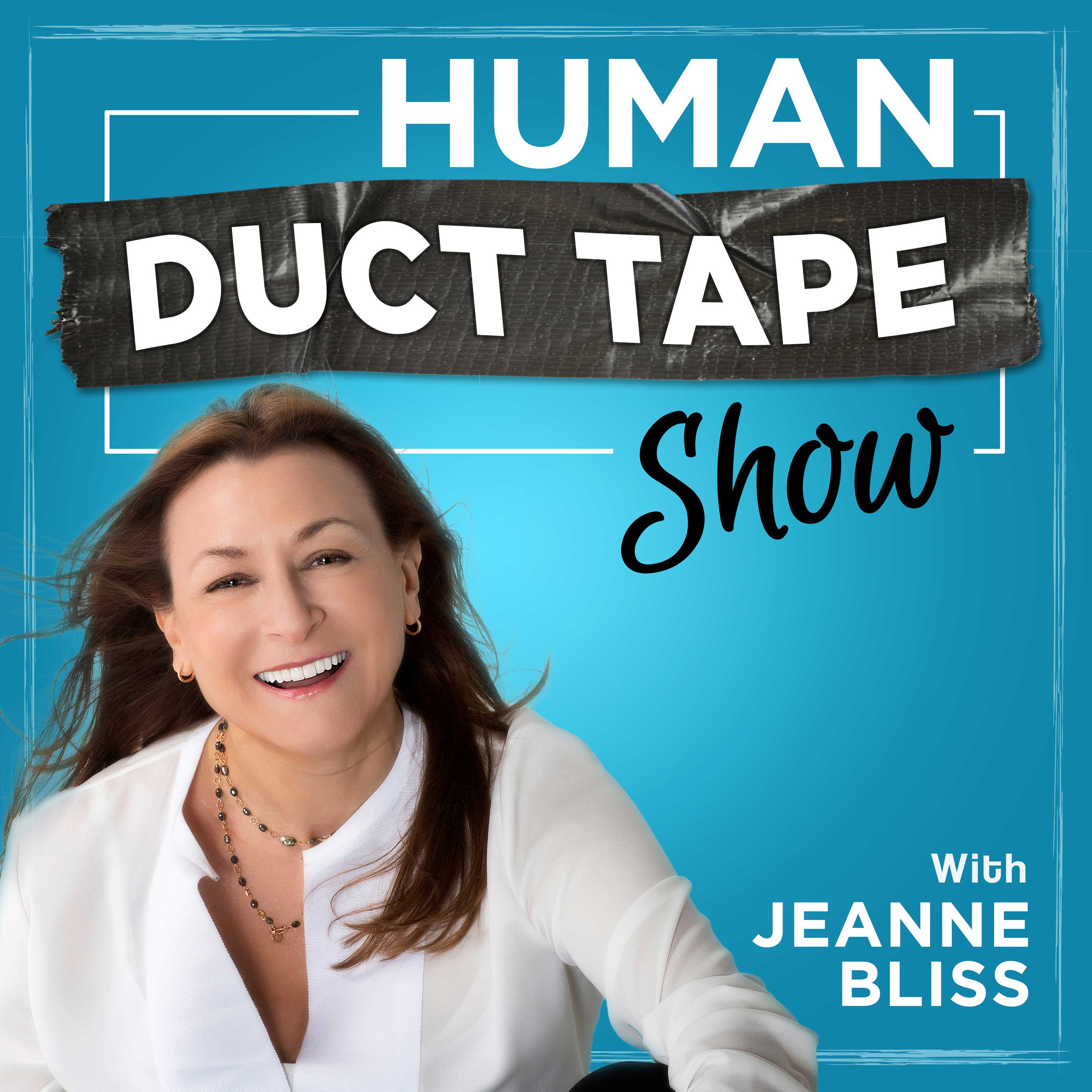The Chief Customer Officer Human Duct Tape Show show art