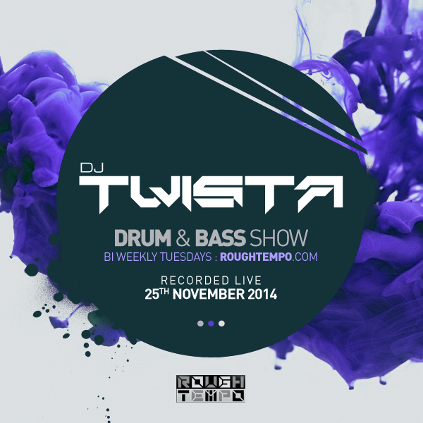 DJ Twista - Rough Tempo November 2014 - DNB