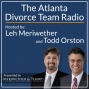 Artwork for 38 - Dividing up Retirement Accounts the Right Way in a Divorce with Matt Lundy
