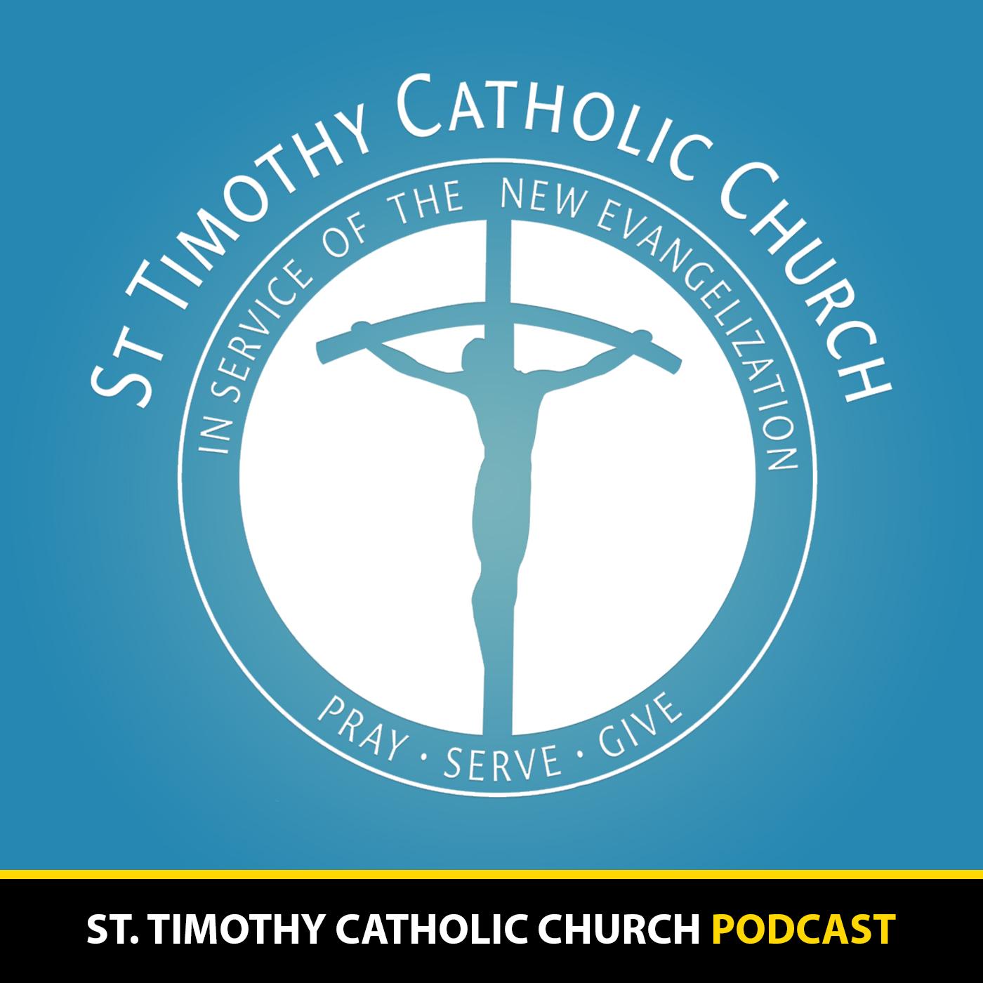 Artwork for Fr. John Homily - September 29, 2019