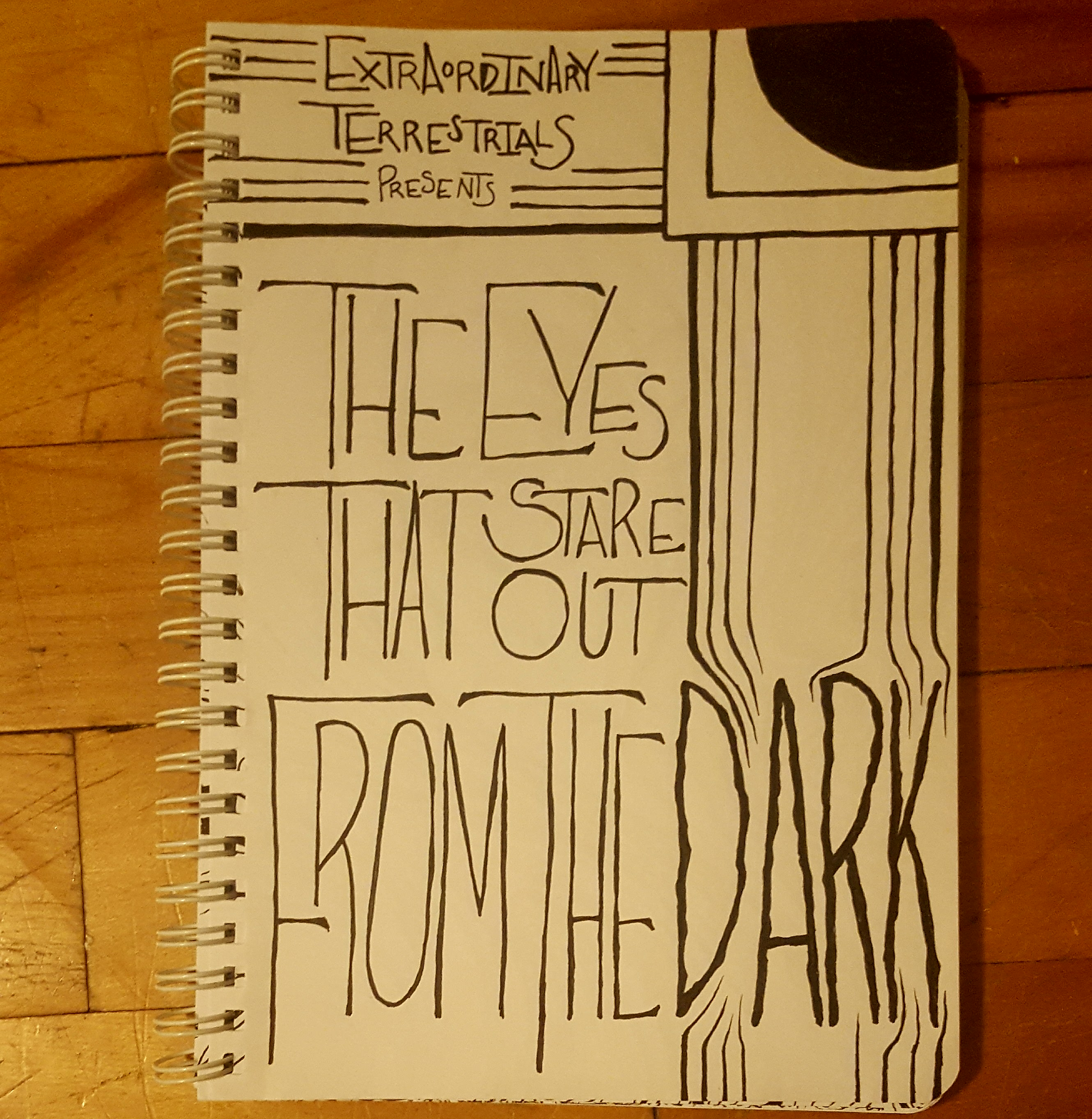 Artwork for The Eyes That Stare Out From The Dark - 3. Hardwood