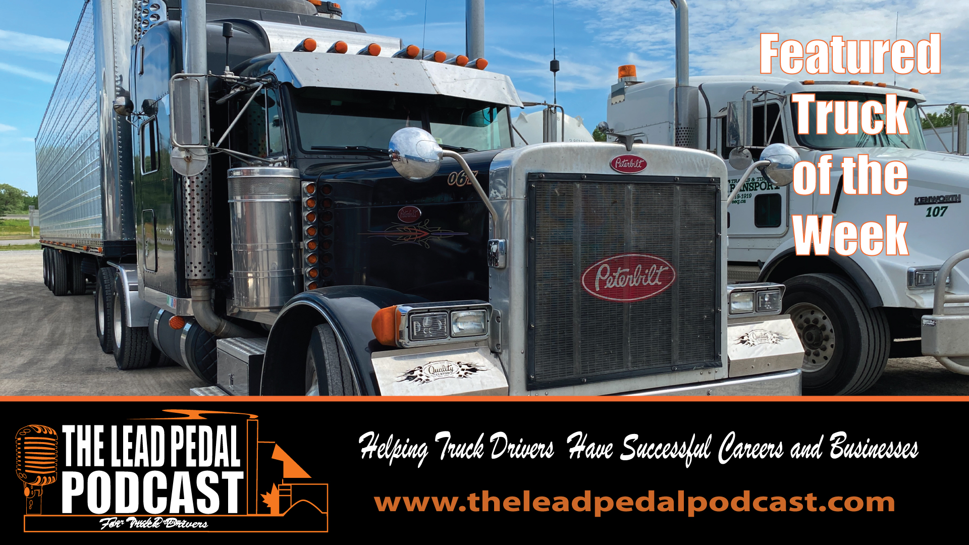 Featured Truck of the Week - LRS Peterbilt