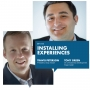 Artwork for [Episode 014] Installing Experiences with Tony & Travis
