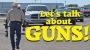 Artwork for Let´s talk about Guns!