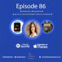 Artwork for Episode 86 - Specialist Tea, Pointless Alarms and we have part 2 of our interview with Rebecca Robins from Interbrand