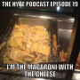 Artwork for The Hype Podcast Episode 19: I'm the macaroni with the cheese  May 3 15