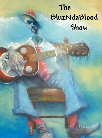 The BluzNdaBlood Show #195, More Big Blues on Small Labels!