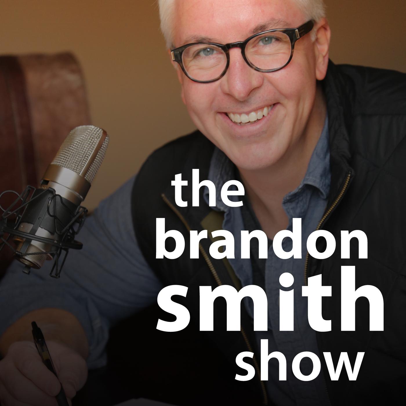 The Brandon Smith Show show art