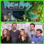 Artwork for Episode 718 - SDCC: Rick and Morty w/ Justin Roiland/Dan Harmon/Ryan Ridley/Sarah Chalke/Chris Parnell/Spencer Grammer!