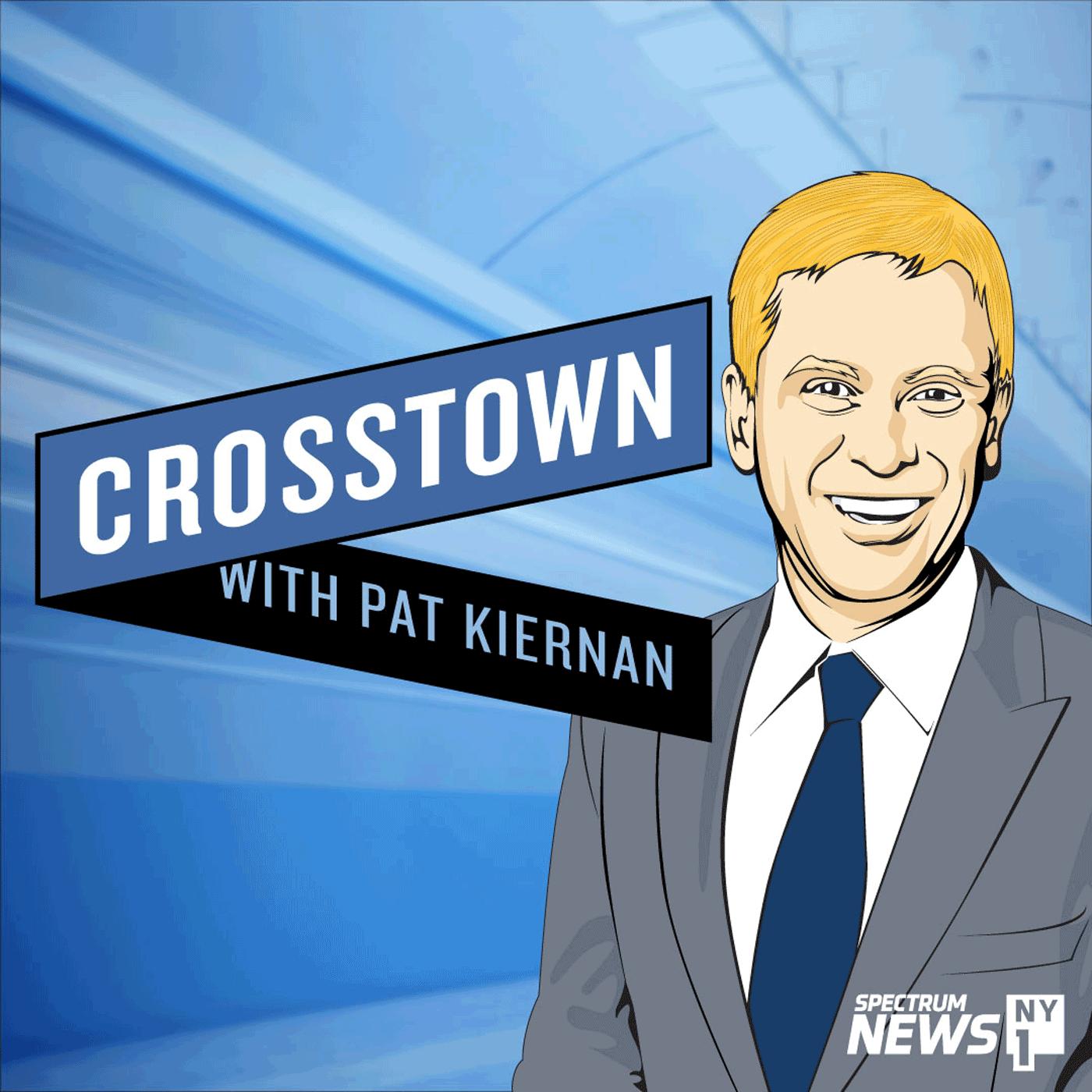 Crosstown with Pat Kiernan show art