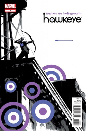 DECOMPRESSED 004: Matt Fraction, David Aja and HAWKEYE #1