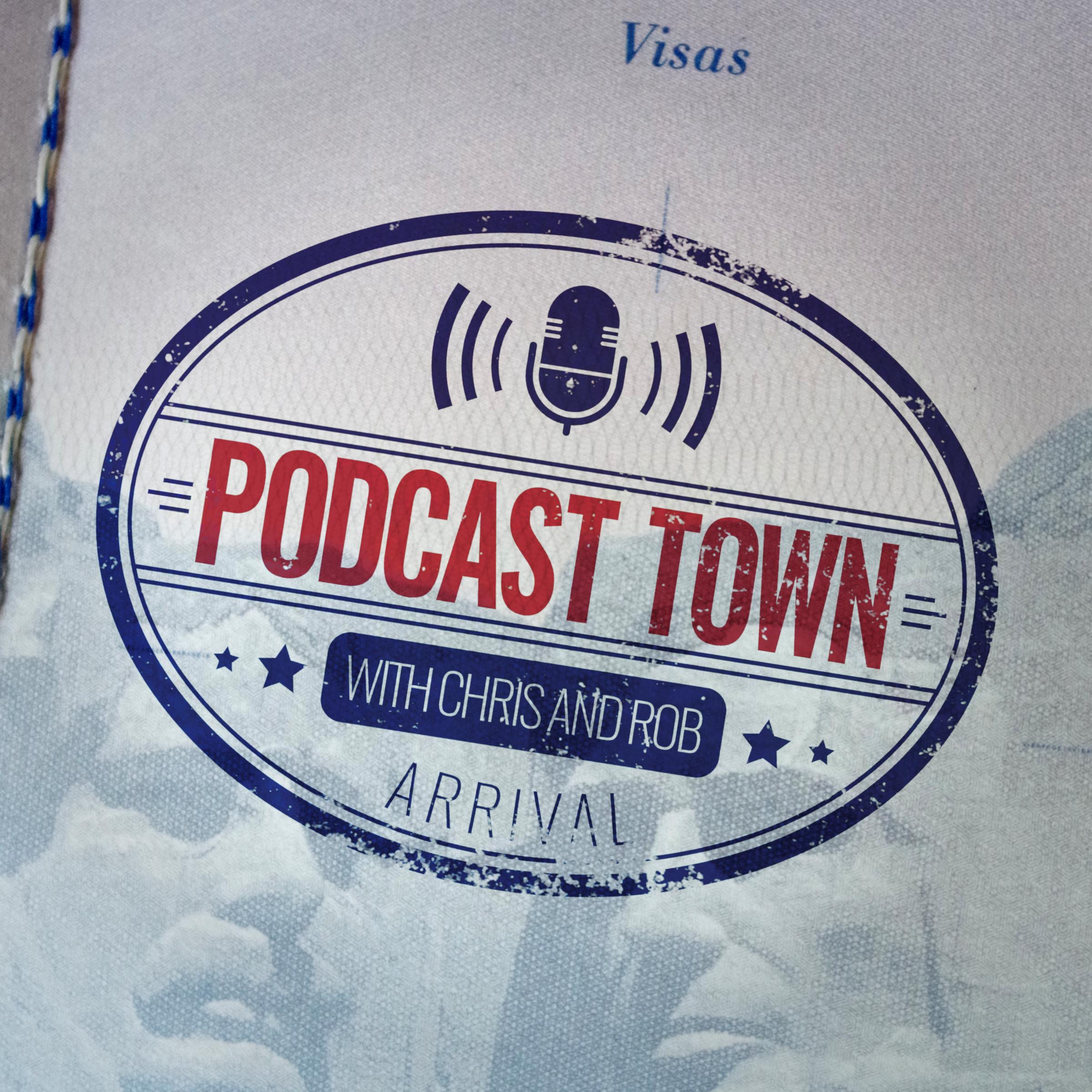 Artwork for Podcast Town Trailer