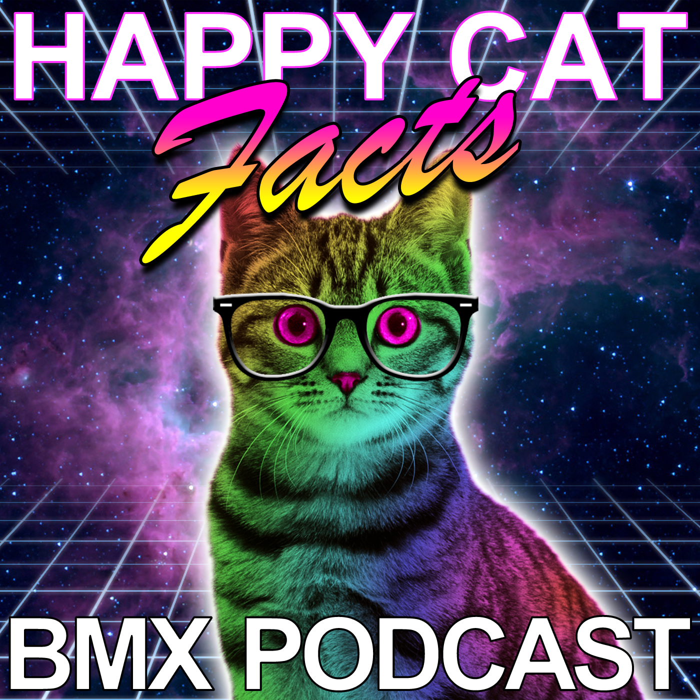 """Artwork for Happy Cat Facts BMX Podcast: Ep. 11 - """"Women in BMX"""" with Kara Bruce"""