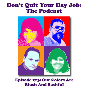 DQYDJ Ep 223: Our Colors Are Blush And Bashful