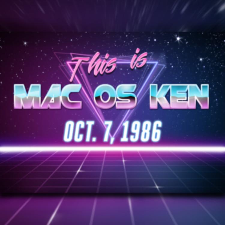 Mac OS Ken: 10.07.2016