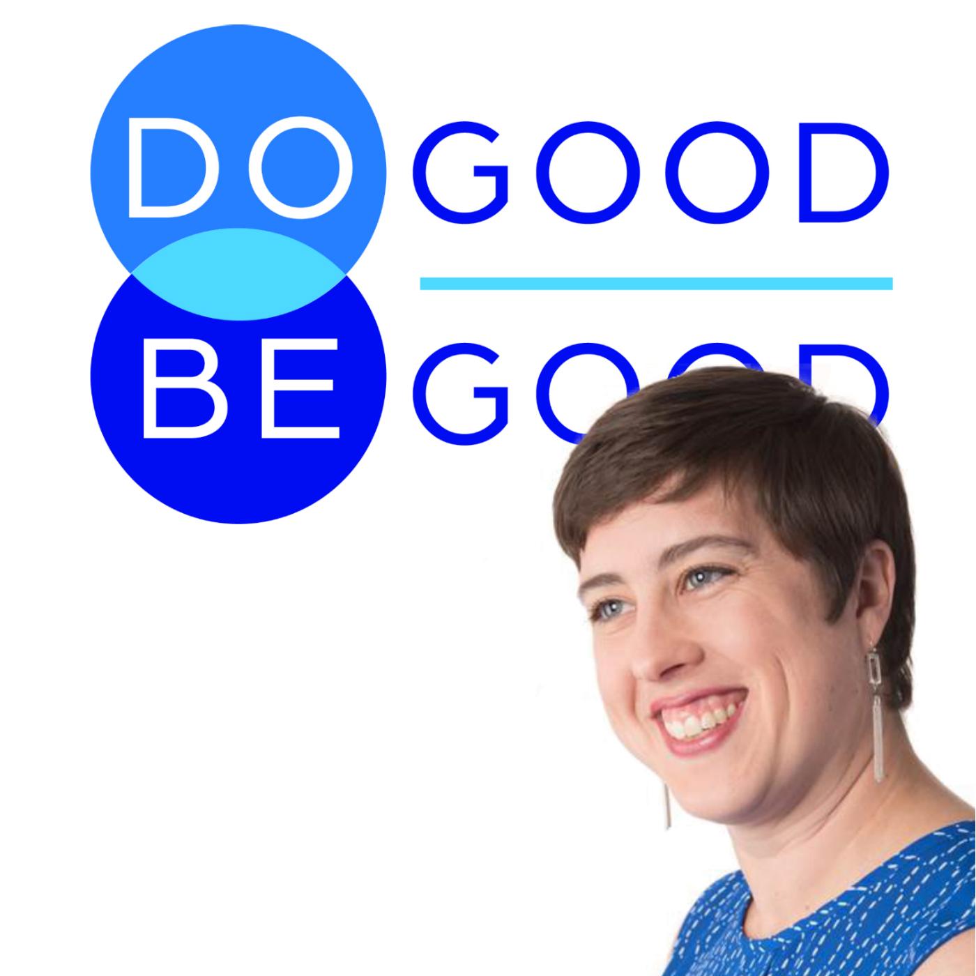 Do Good, Be Good show art