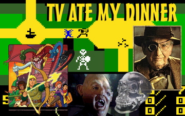 TV Ate My Dinner: Episode 6